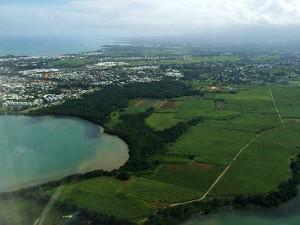 Guadeloupe et transport aérien