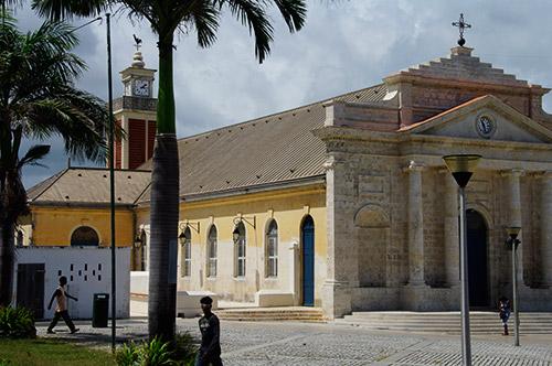 Eglise Le Moule Guadeloupe